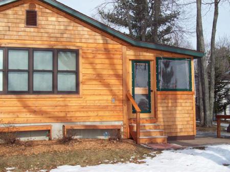 Cabin St Croix Building Company